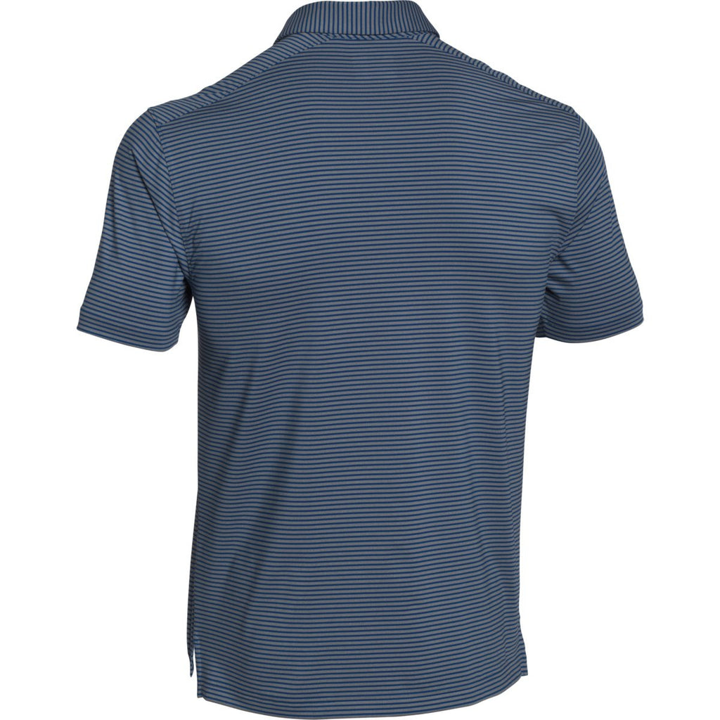 Under Armour Men's Royal Clubhouse Polo
