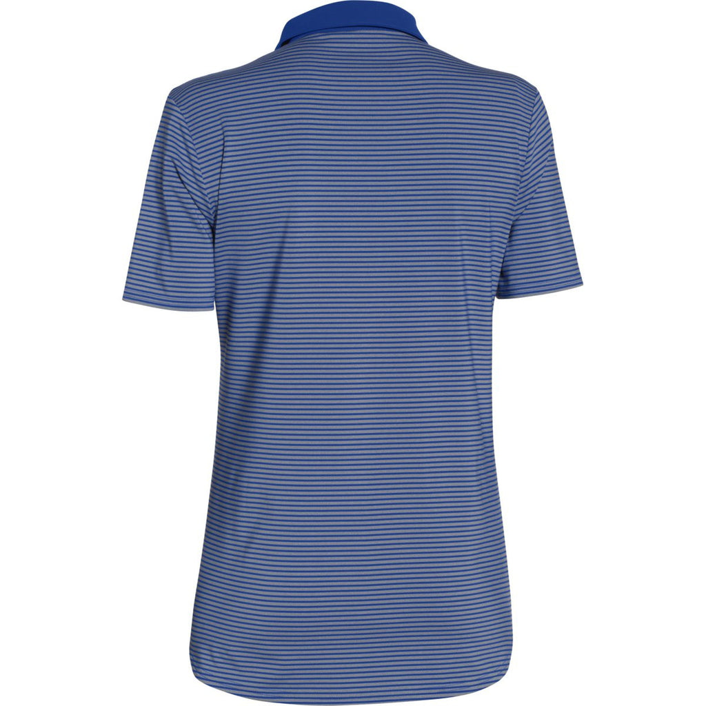 Under Armour Women's Royal Clubhouse Polo