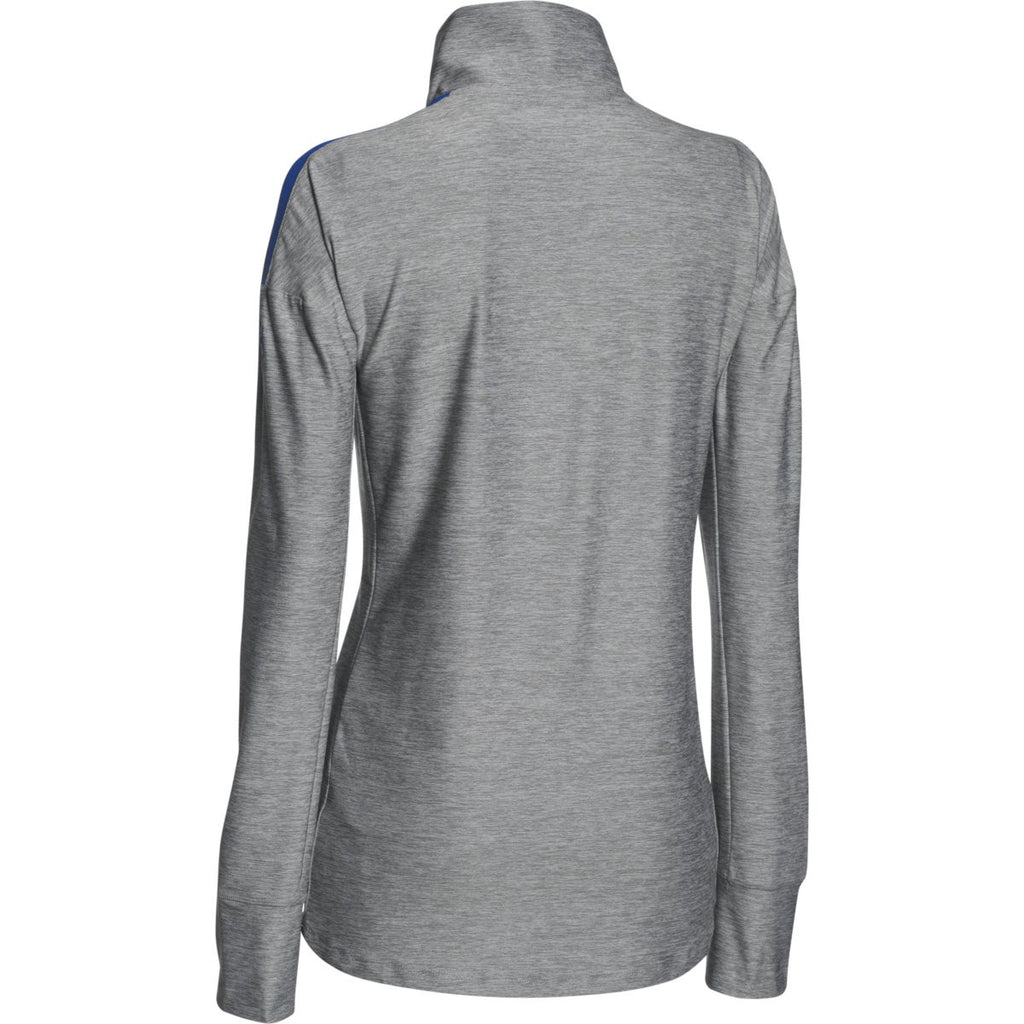 Under Armour Women's Royal Hotshot 1/2 Zip