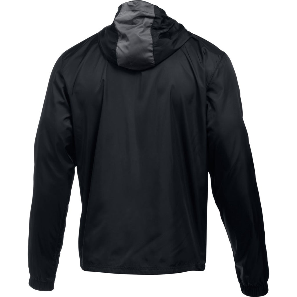 Under Armour Men's Black Futbolista Shell