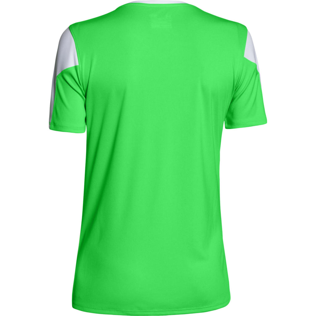 Under Armour Women's Poison Maqunia Jersey Short Sleeve
