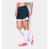 Under Armour Women's Midnight Navy Maquina Short