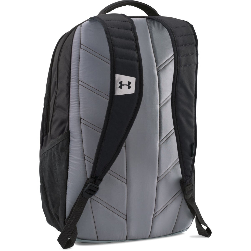 Under Armour Black UA Team Hustle Backpack