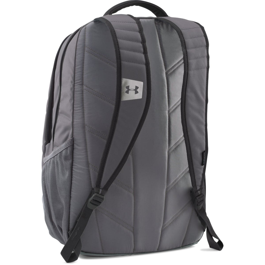 Under Armour Graphite UA Team Hustle Backpack