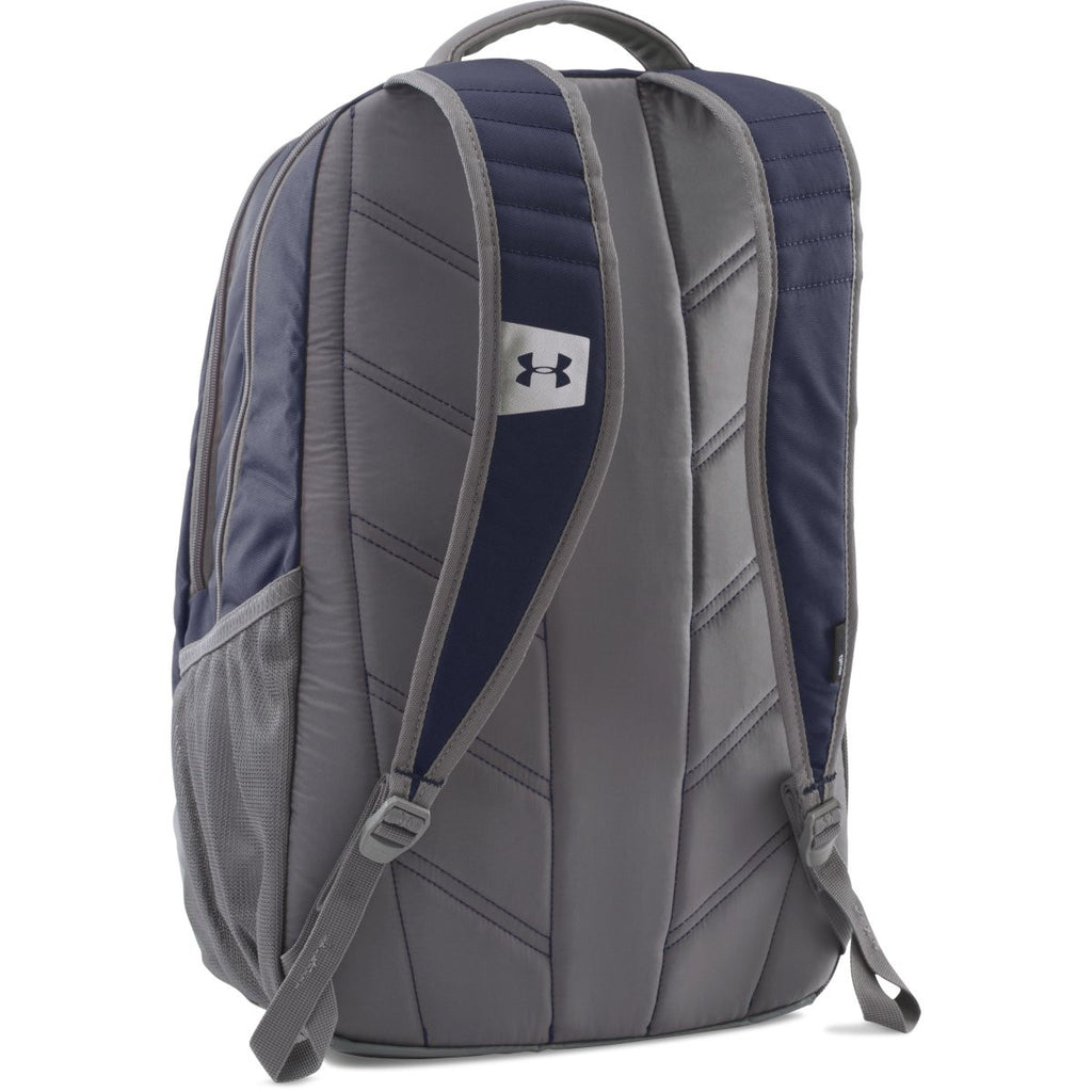 Under Armour Midnight Navy UA Team Hustle Backpack
