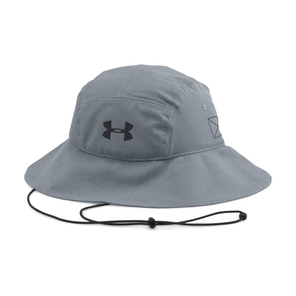 0cac5254d6c Under Armour Men s Steel ArmourVent Bucket Hat