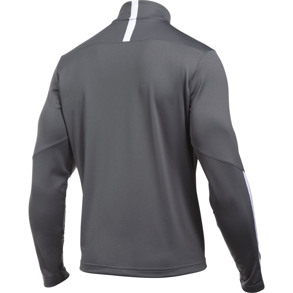 Under Armour Men's Graphite Qualifier Quarter Zip
