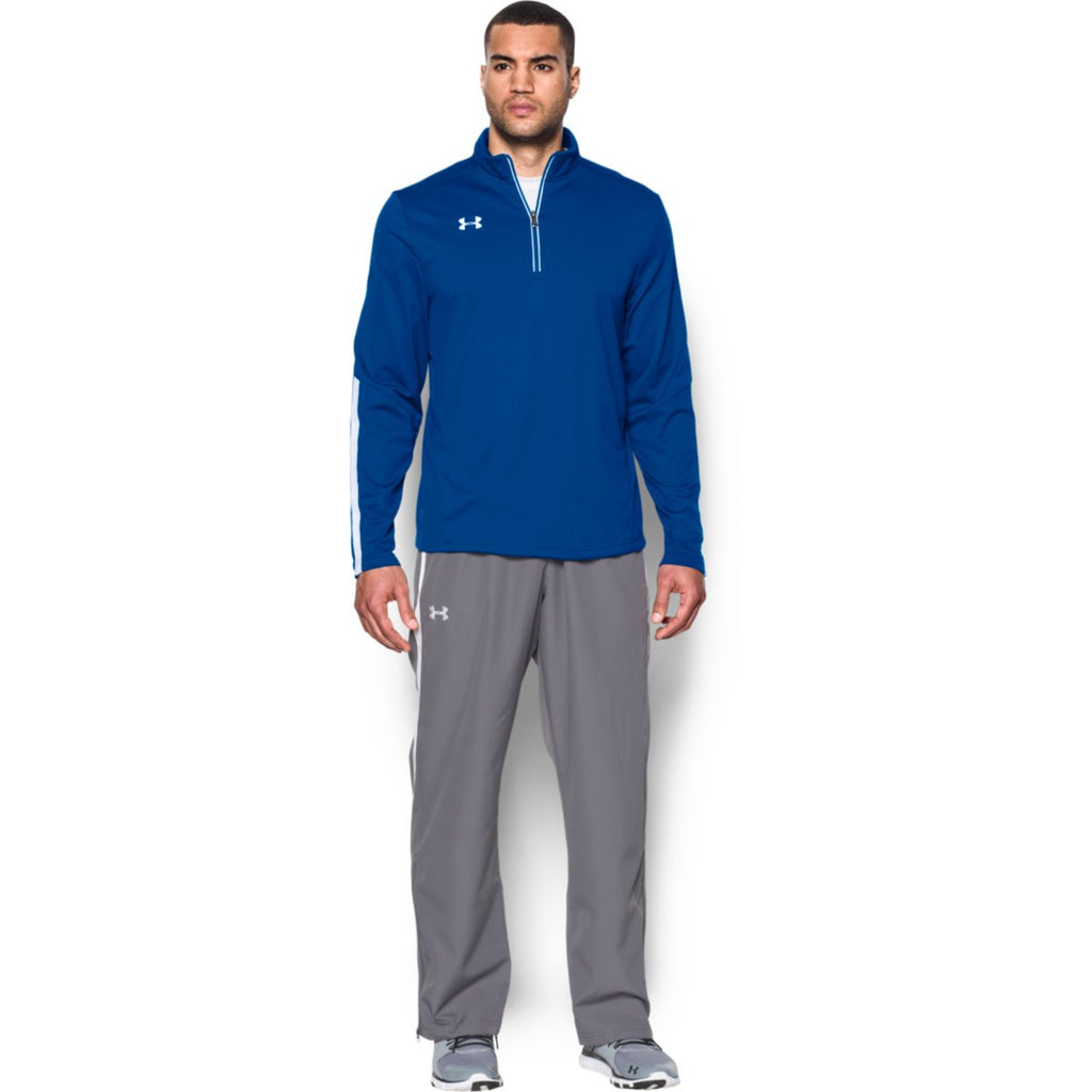 Under Armour Men's Royal Qualifier Quarter Zip