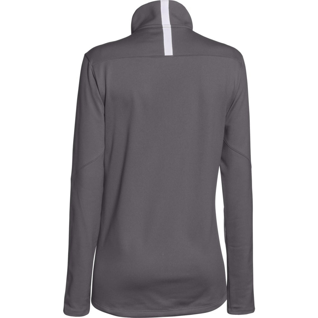 Under Armour Women's Graphite Qualifier Quarter Zip