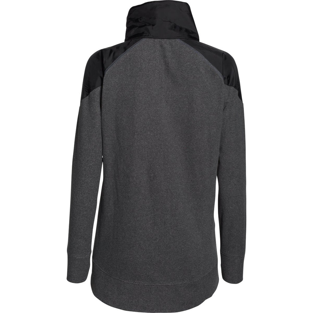 Under Armour Women's Black UA Performance Fleece Full Zip Jacket