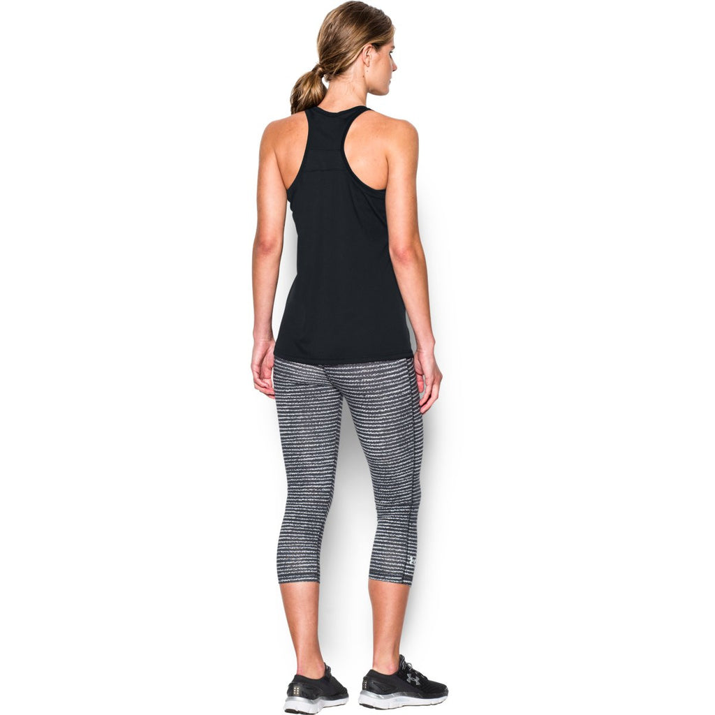 Under Armour Women's Black UA Matchup Tank