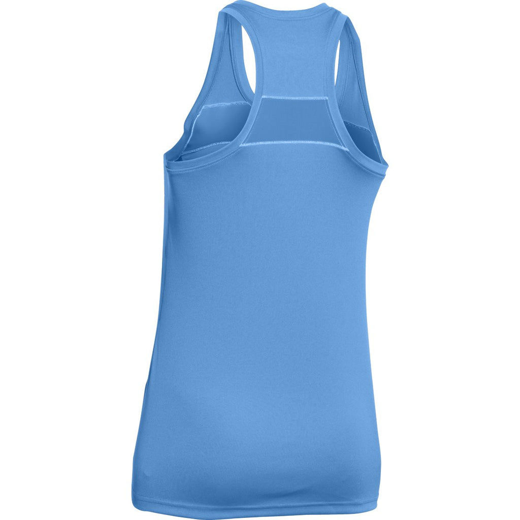 Under Armour Women's Carolina Blue UA Matchup Tank