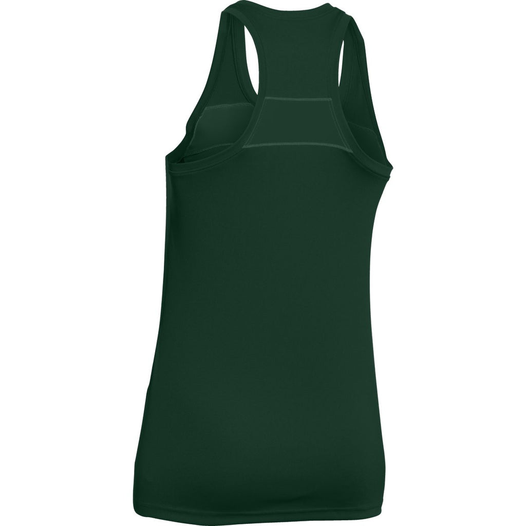 Under Armour Women's Forest Green UA Matchup Tank