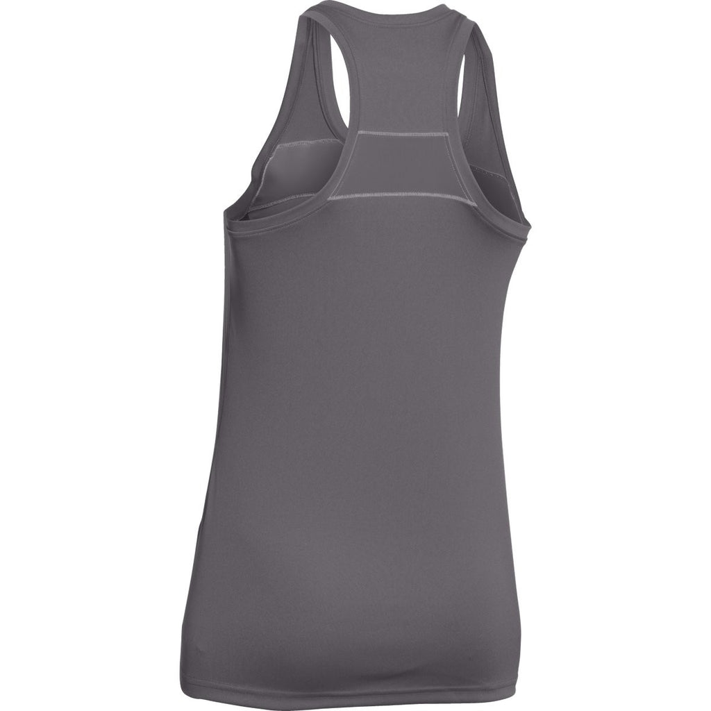 Under Armour Women's Graphite UA Matchup Tank