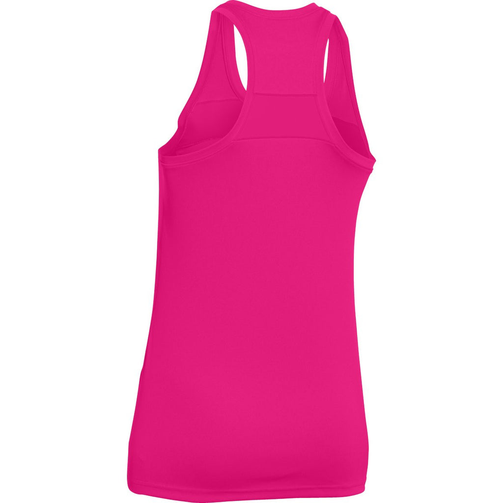 Under Armour Women's Tropic Pink UA Matchup Tank