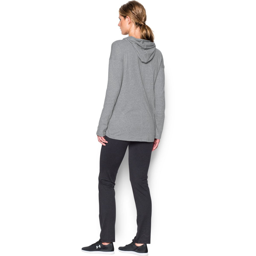 Under Armour Women's Graphite UA Stadium Hoody
