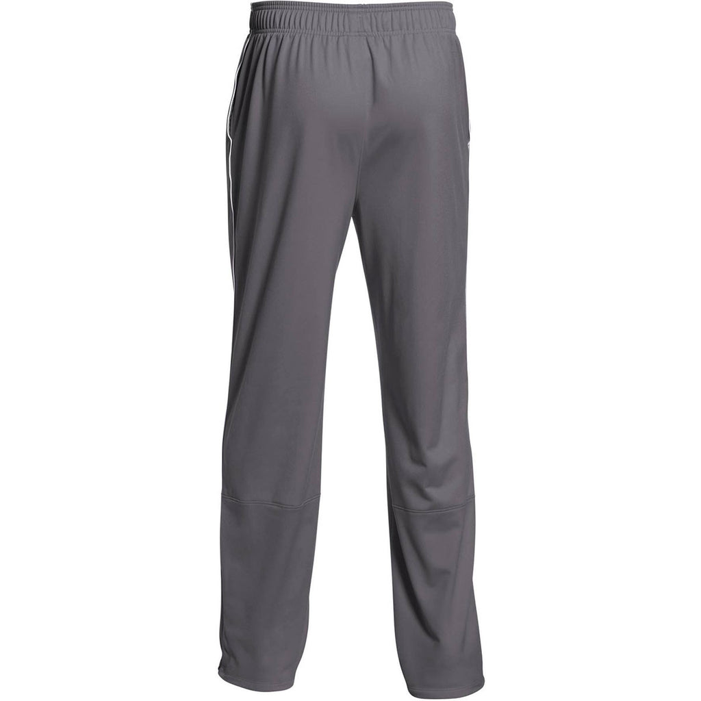 Under Armour Men's Graphite Rival Knit Warm-Up Pant