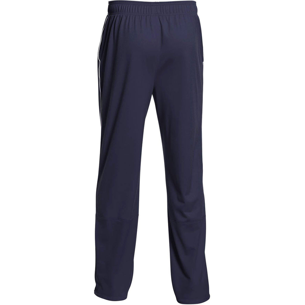 Under Armour Men's Midnight Navy Rival Knit Warm-Up Pant