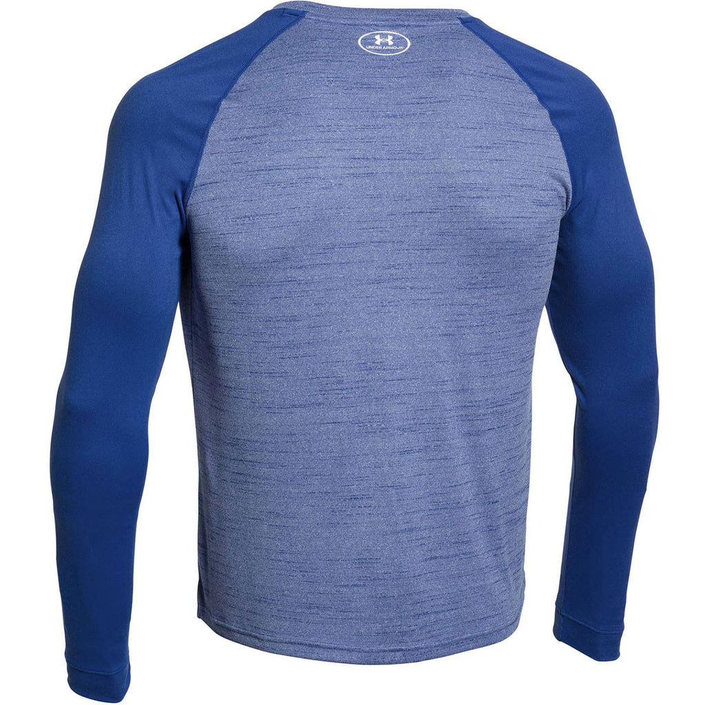 Under Armour Men's Royal Novelty Locker Long Sleeve Tee