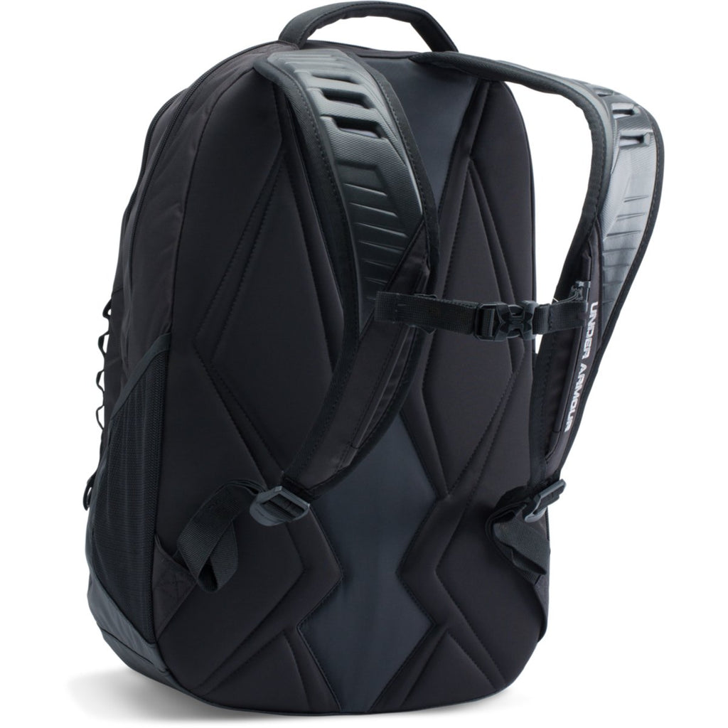 877af1b87ba5 Under Armour Black Steel UA Storm Contender Backpack