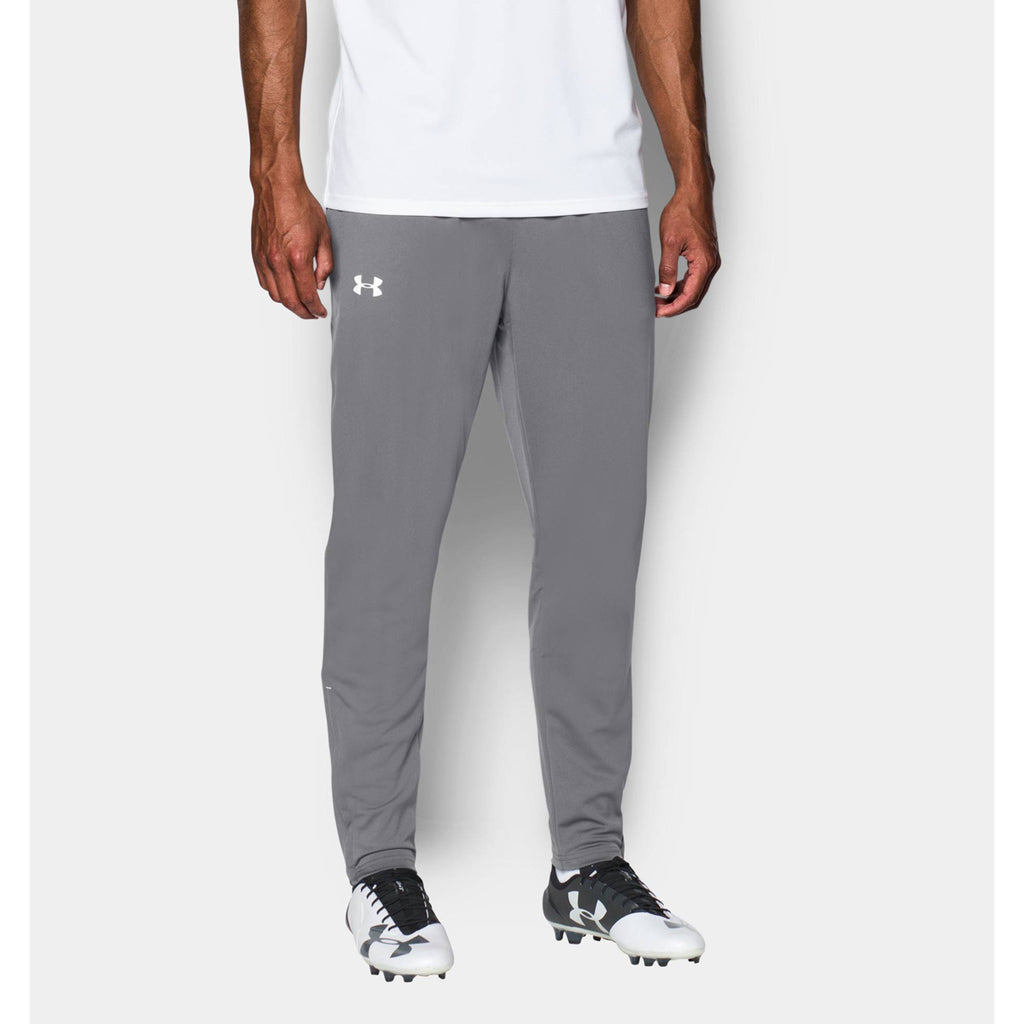 cd098a6d2 Under Armour Men's Graphite UA Challenger Knit Warmup Pant. ADD YOUR LOGO