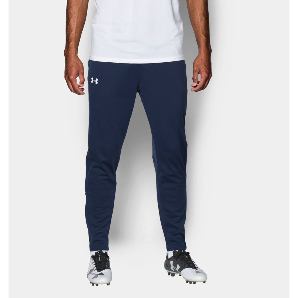 5ea83b94e583 Under Armour Men s Midnight Navy UA Challenger Knit Warmup Pant. ADD YOUR  LOGO