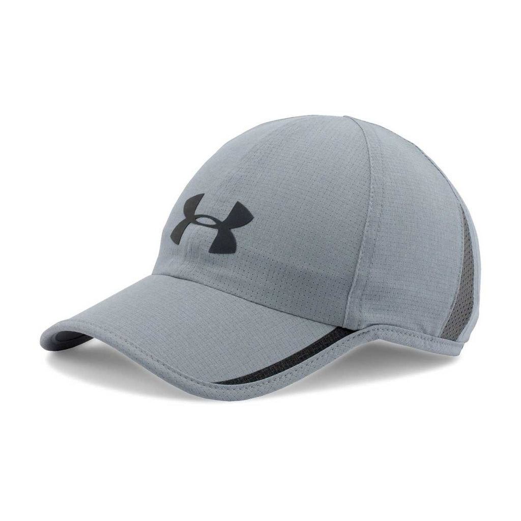 Under Armour Men s Steel UA Shadow ArmourVent Cap. ADD YOUR LOGO 251a3a25ec3