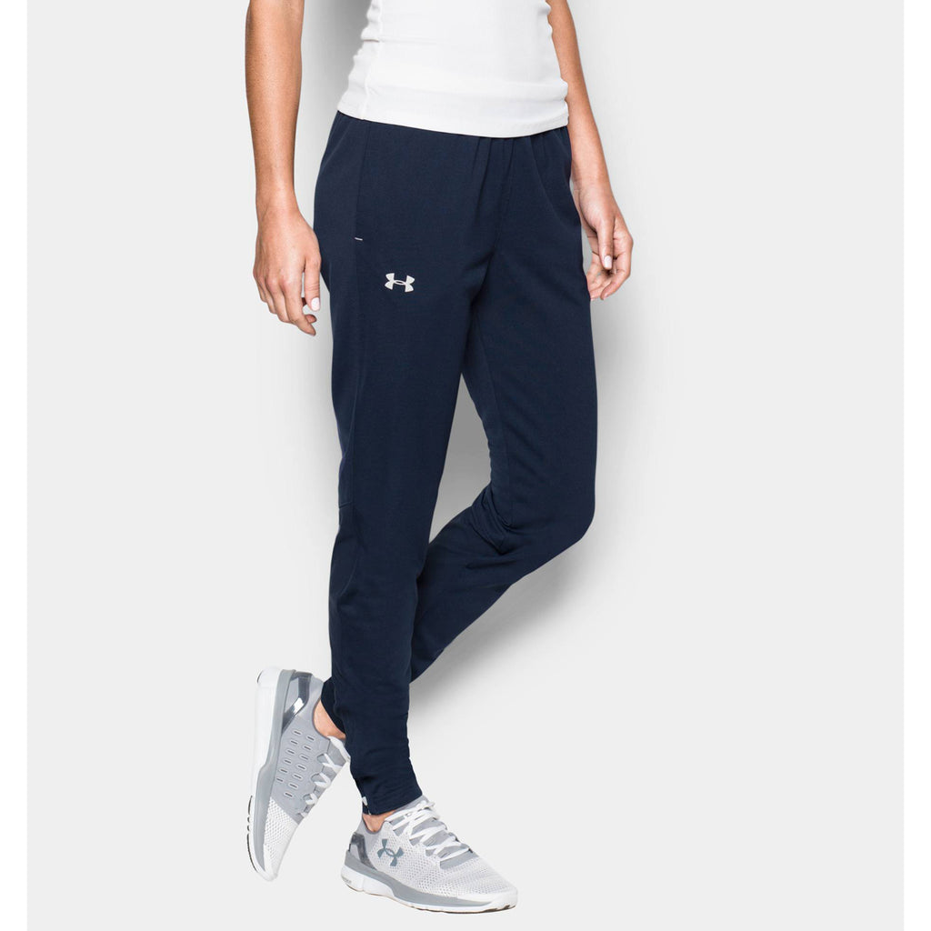 11c5a3ec6 Under Armour Women's Midnight Navy Challenger Knit Pant. ADD YOUR LOGO