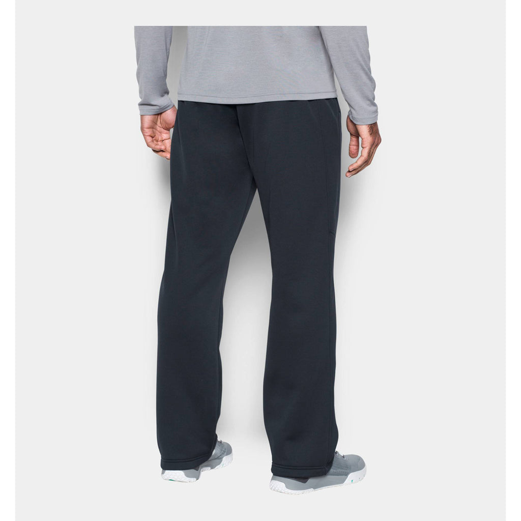 Under Armour Men's Black Storm Armour Fleece Pant