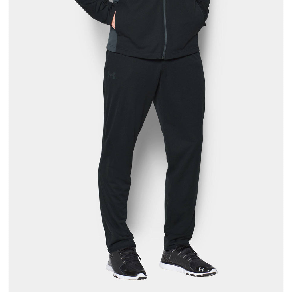 lace up in highly coveted range of big selection Under Armour Men's Black Maverick Tapered Pant
