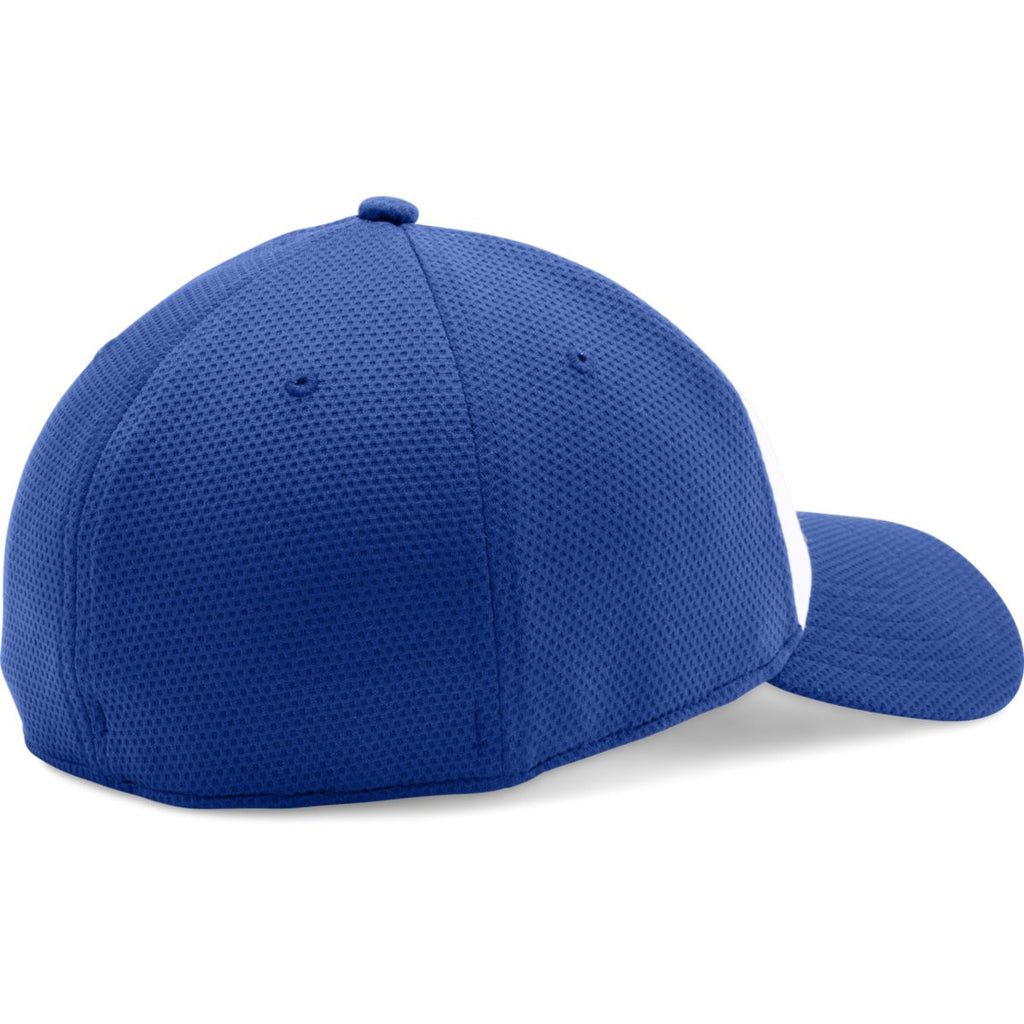 ae07a4f428a Under Armour Royal White Color Blocked Blitzing Cap