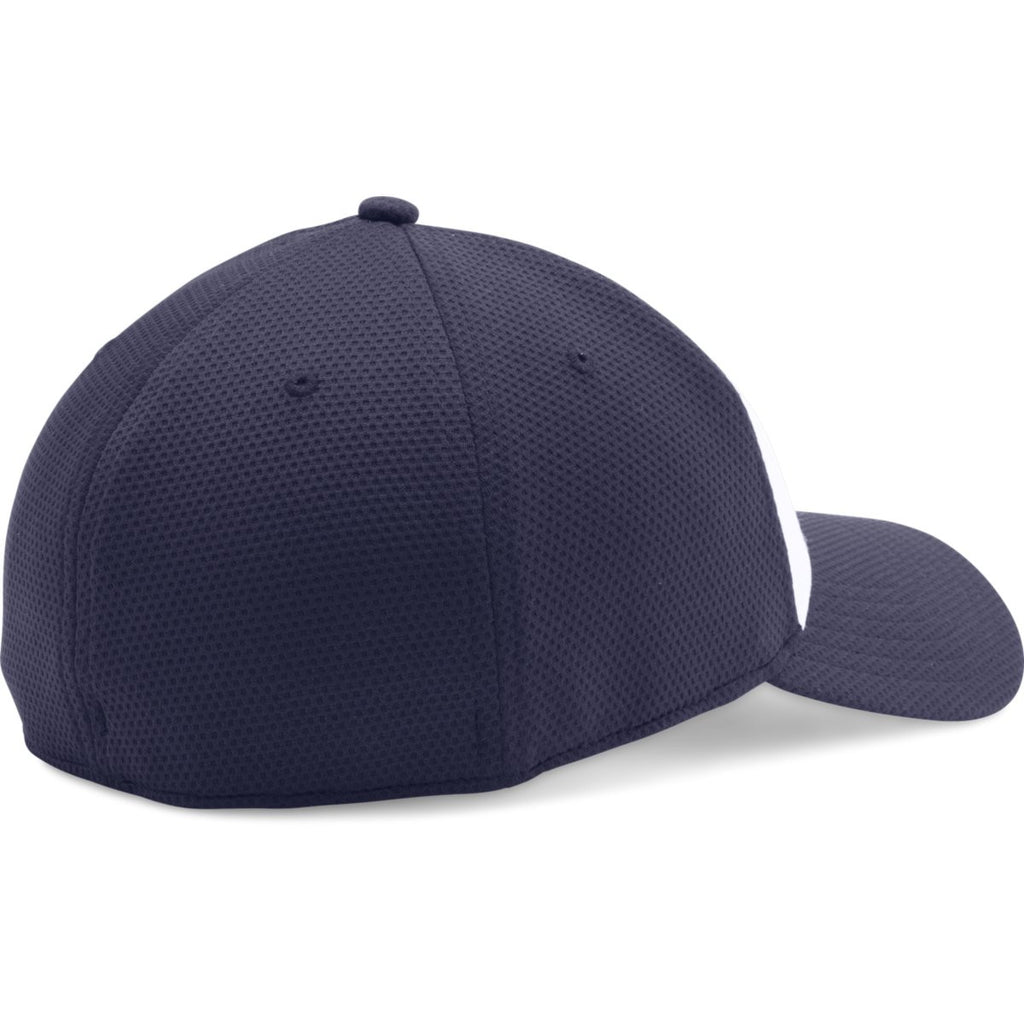 Under Armour Midnight Navy/White Color Blocked Blitzing Cap