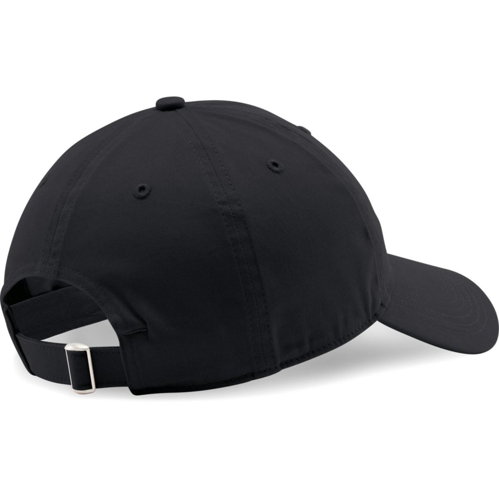 Under Armour Black Chino Relaxed Cap