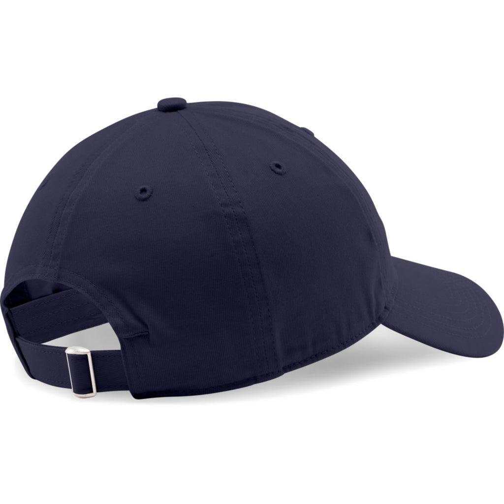 Under Armour Midnight Navy Chino Relaxed Cap