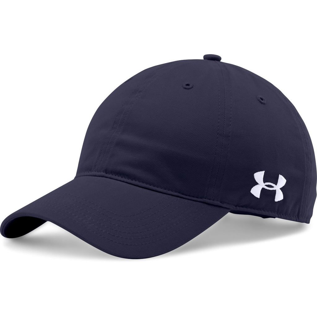 e4e59c76618 Under Armour Midnight Navy Chino Relaxed Cap. ADD YOUR LOGO