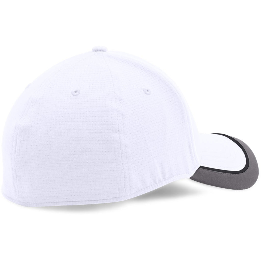 Under Armour White Sideline Cap