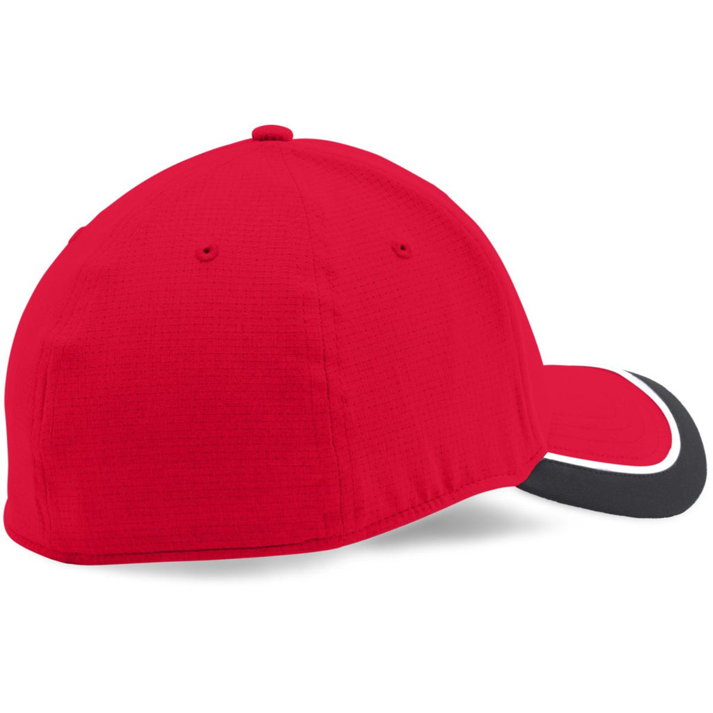 Under Armour Red Sideline Cap