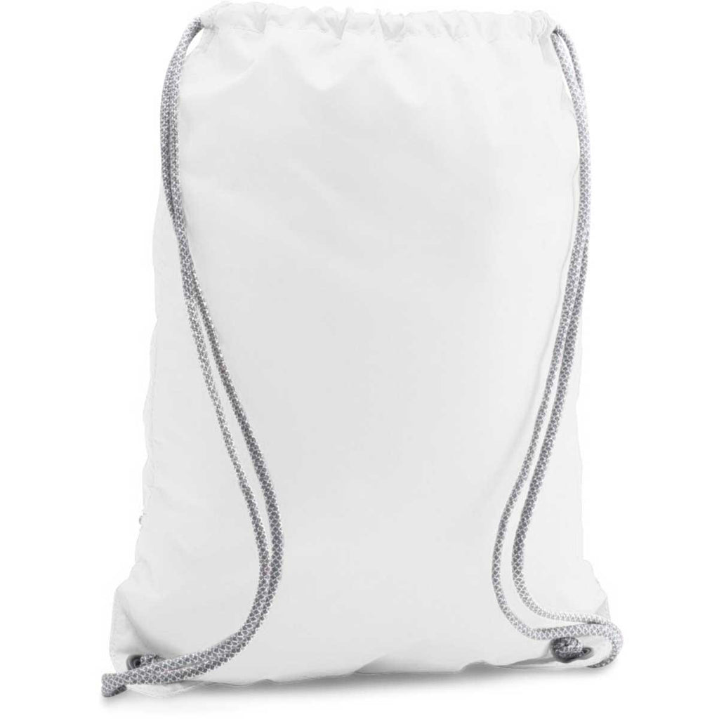 Under Armour White Team Sackpack