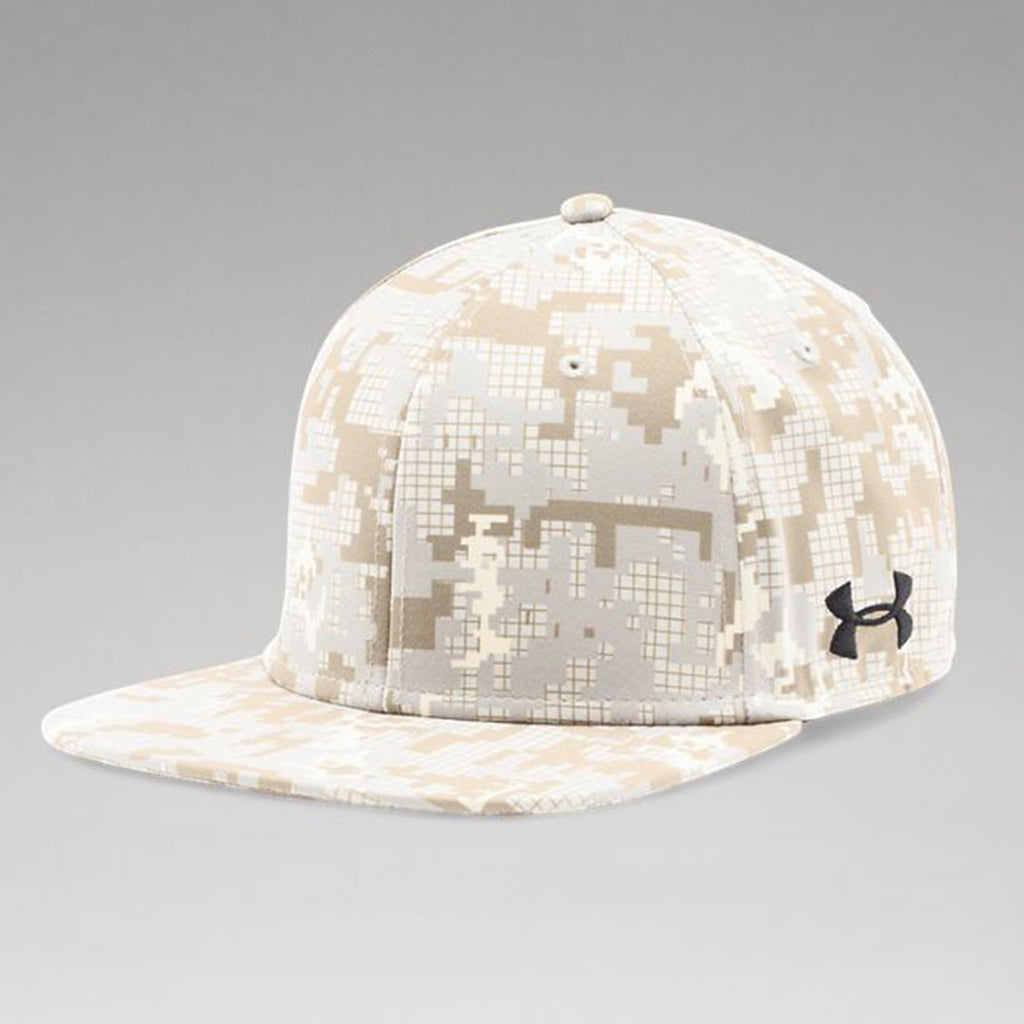 Under Armour Digital Camouflage Flat Bill Cap b200c32a5eac