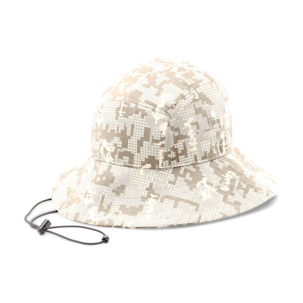 Under Armour Men's Sandstorm Digital Camouflage Blank Bucket Cap