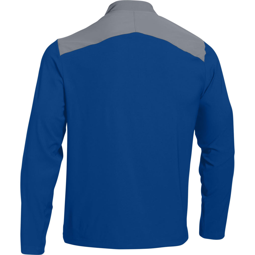 Under Armour Men's Royal Triumph Cage Jacket Long Sleeve