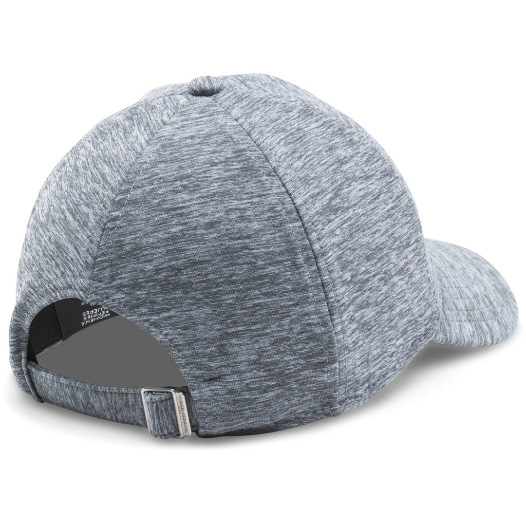 Under Armour Women's True Gray Heather UA Twisted Renegade Cap