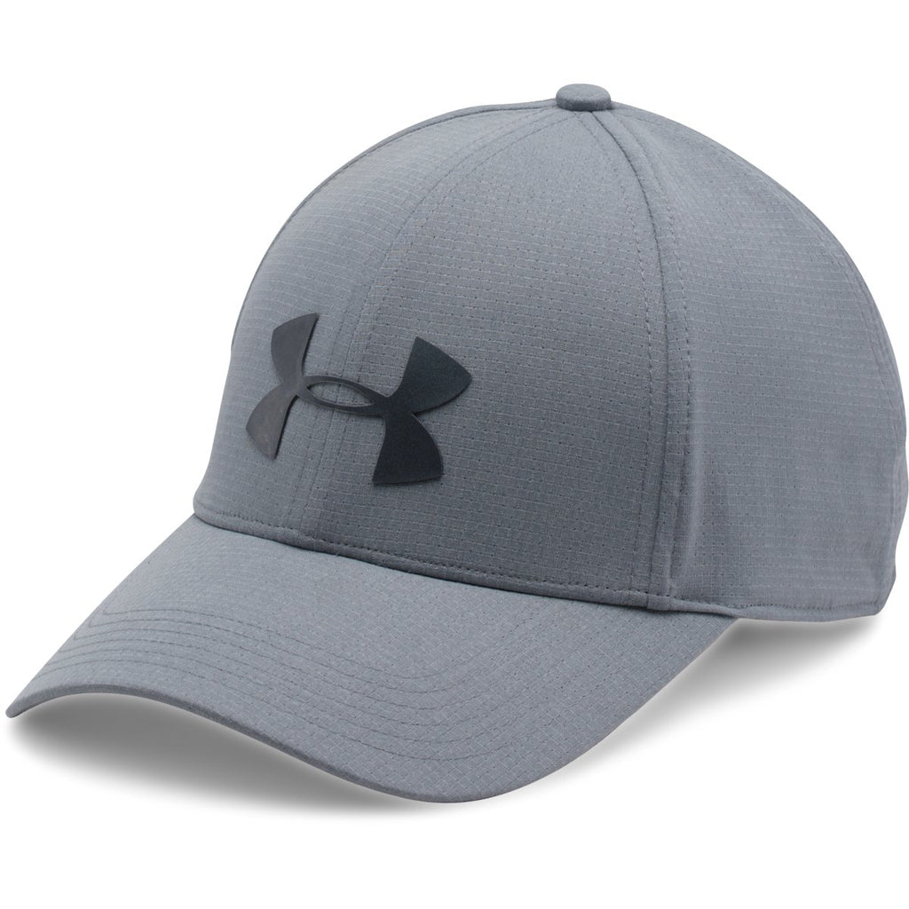 8bf72ee7308 Under Armour Men s Steel UA Driver Cap 2.0. ADD YOUR LOGO