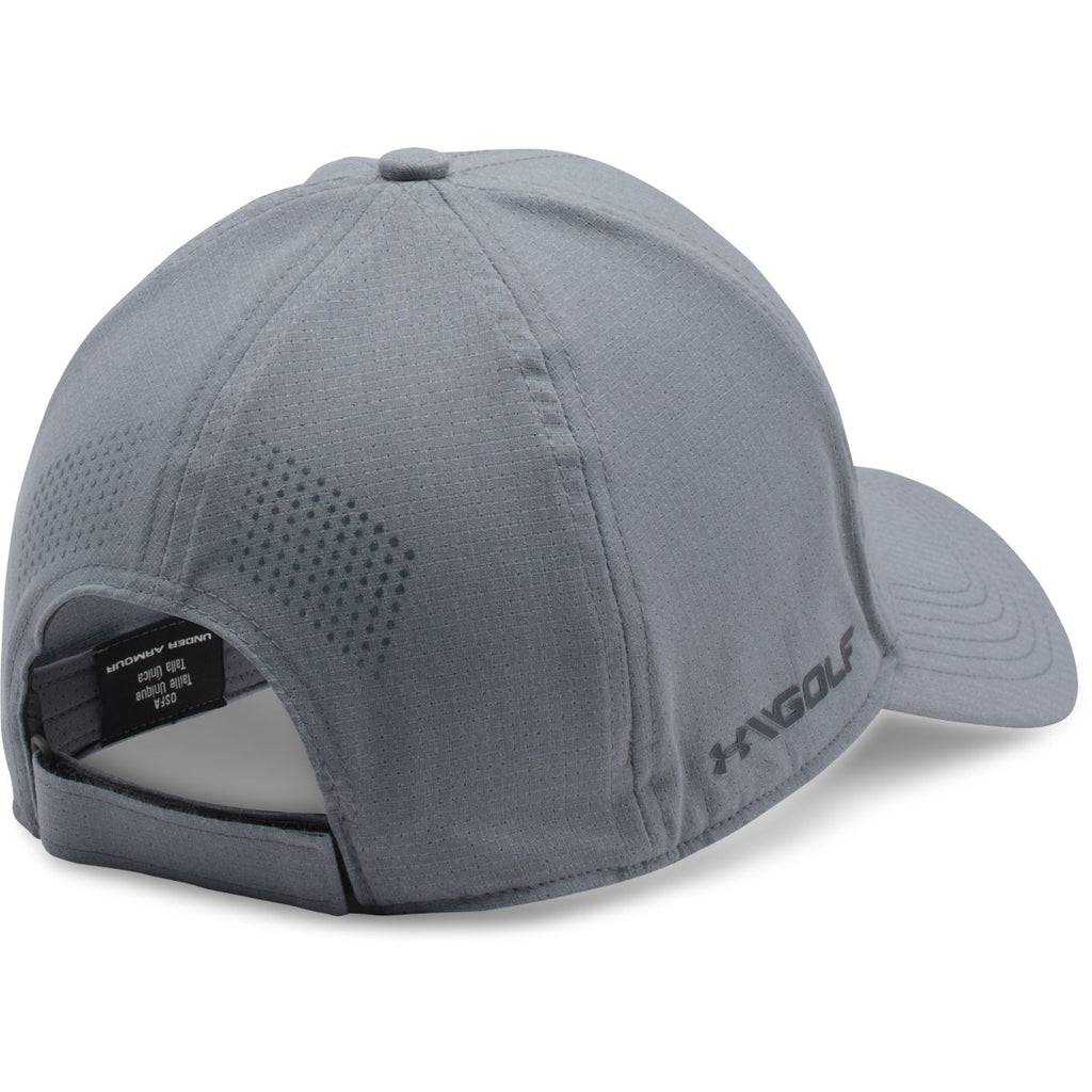 Under Armour Men s Steel UA Driver Cap 2.0 8a37c8fd3d2