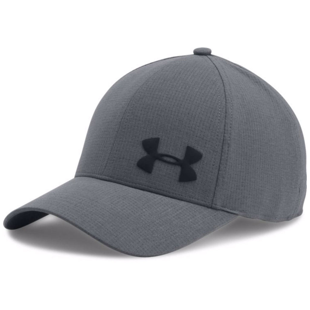 Under Armour Men s Graphite AirVent Core Cap. ADD YOUR LOGO fd8b9ac28bb