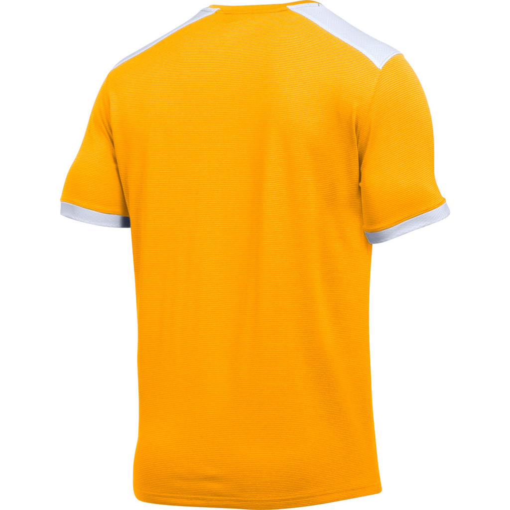 Under Armour Men's Steeltown Gold Threadborne Match Jersey