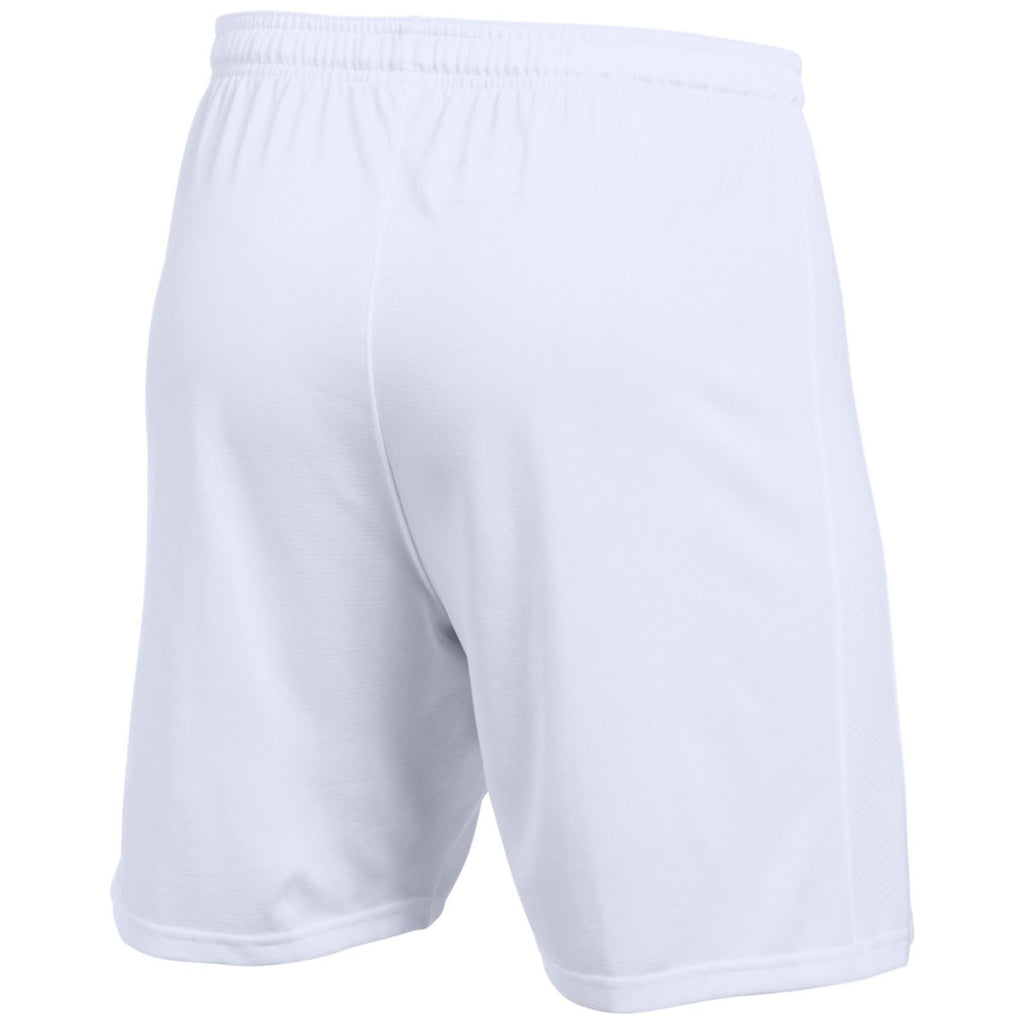 Under Armour Men's White Threadborne Match Shorts