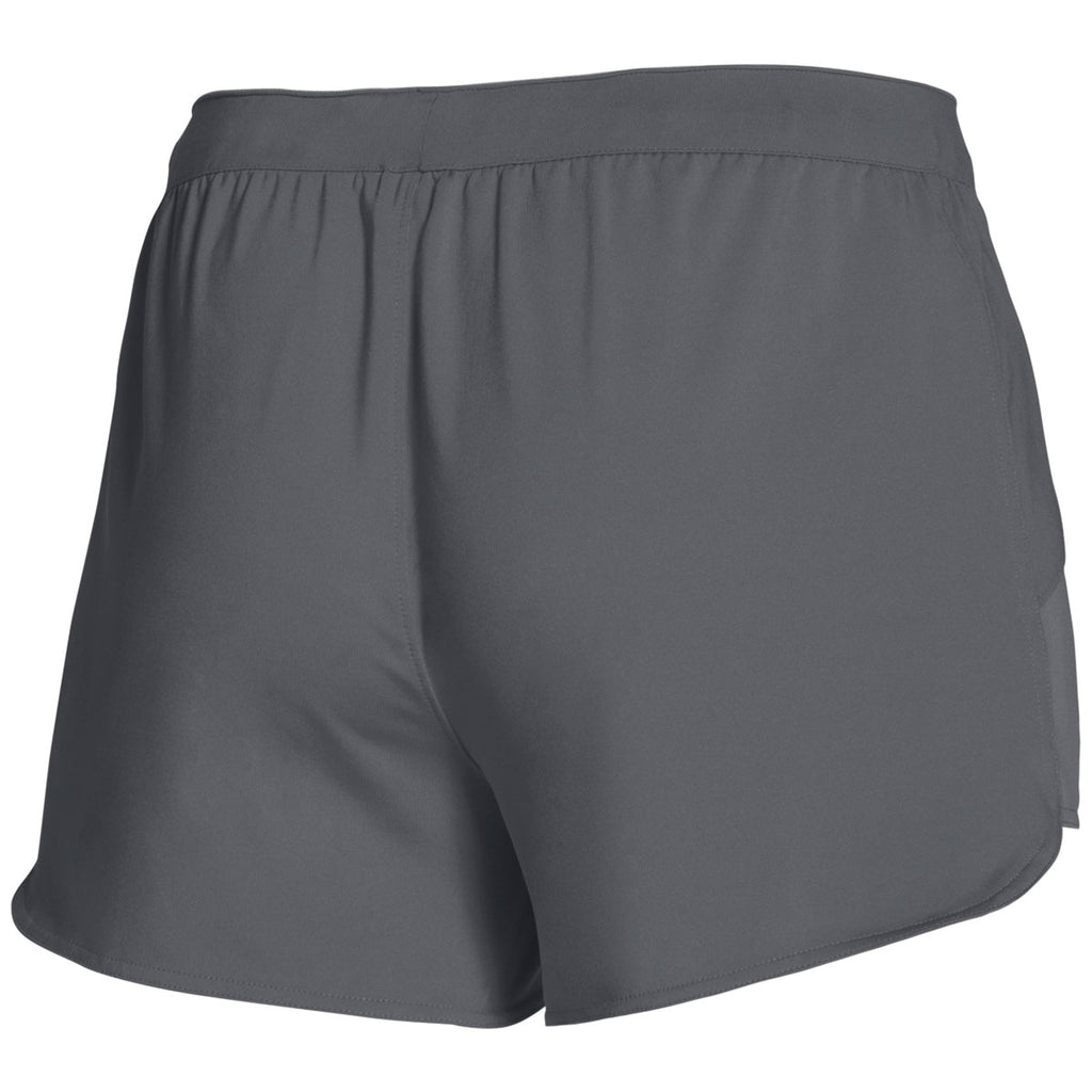 Under Armour Women's Graphite Game Time Short
