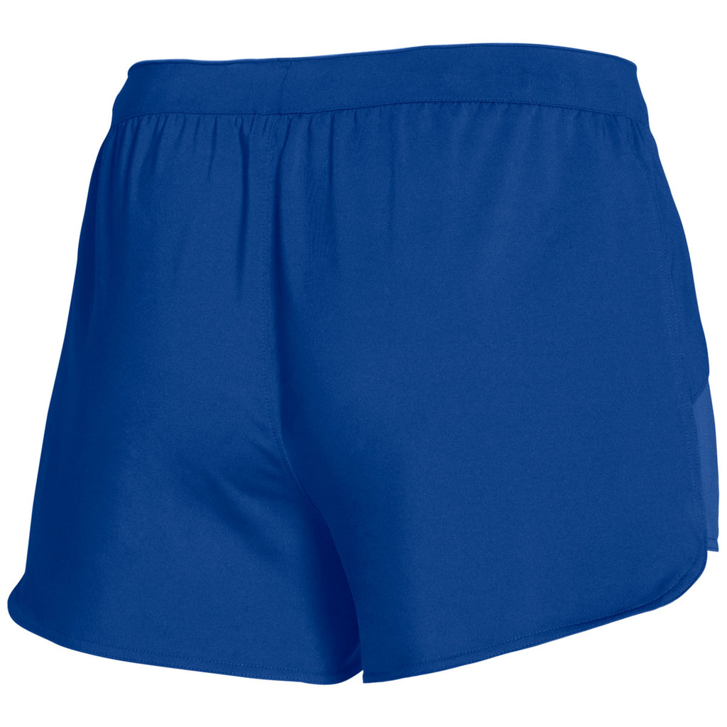Under Armour Women's Royal Game Time Short