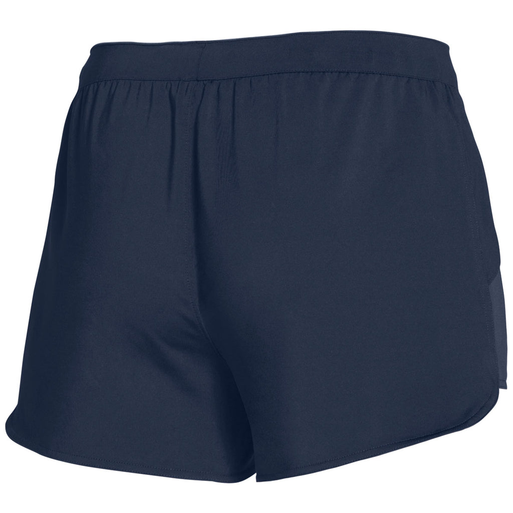 Under Armour Women's Midnight Navy Game Time Short